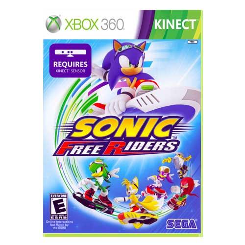 خرید بازی Sonic Free Riders ایکس باکس 360 کینکت