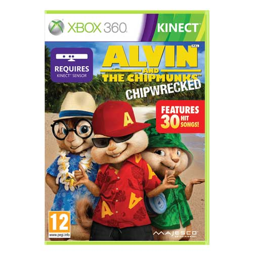 خرید بازی alvin and the ایکس باکس 360
