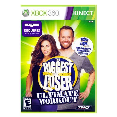 خرید بازی The Biggest Loser ایکس باکس 360 کینکت