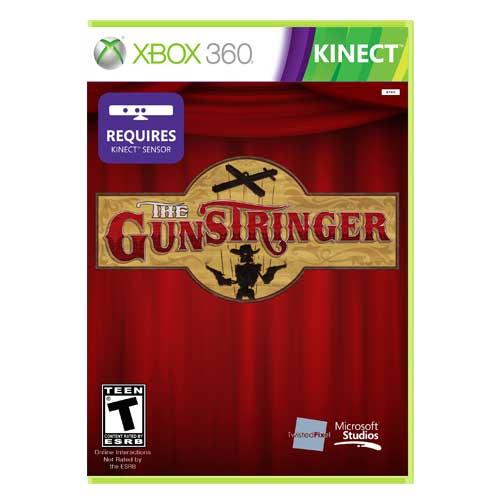خرید بازی The Gunstringer ایکس باکس 360 کینکت