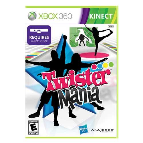 خرید بازی Twister Mania ایکس باکس 360 کینکت