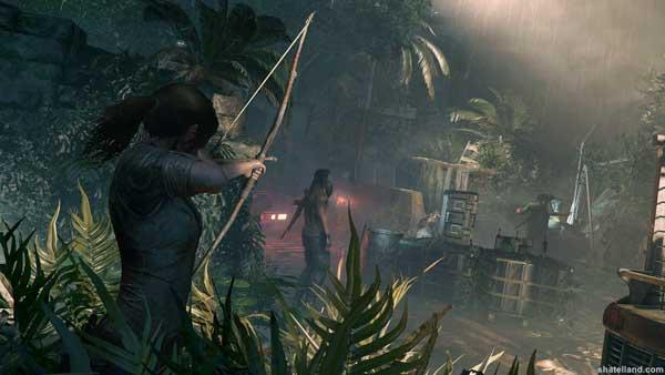 خرید بازی Shadow Of The Tomb Raider برای پلی استیشن 4 ps4
