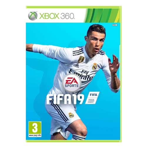 خرید انلاین بازی FIFA 19 برای ایکس باکس 360 XBOX - گیم خرید