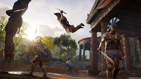 خرید بازی Assassin's Creed Odyssey برای PS4
