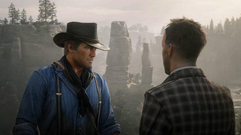 خرید انلاین بازی Red Dead Redemption 2 برای PS4
